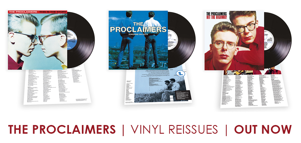 First Three Albums Reissued On Vinyl Now Available The