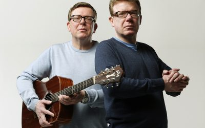 THE PROCLAIMERS UK 2018 TOUR TICKET PRE SALE