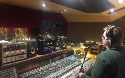 New Album Recording