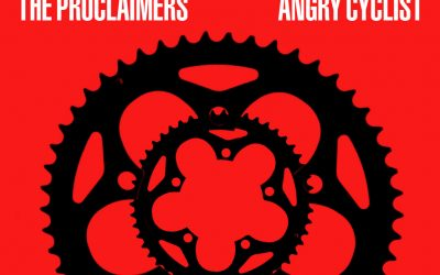 Angry Cyclist album charts at number 17
