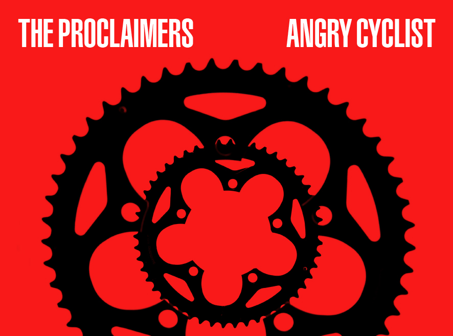 The Proclaimers new album ANGRY CYCLIST