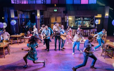 LAST NIGHT OF SUNSHINE ON LEITH MUSICAL'S CURRENT RUN