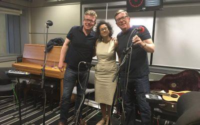 BBC Radio 4 Front Row appearance