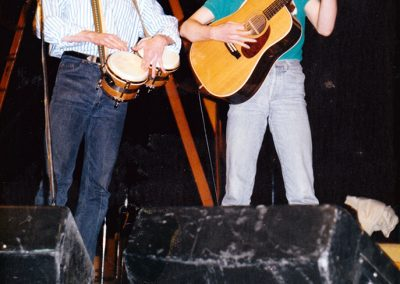 C&C HOUSEMARTINS TOUR 1986