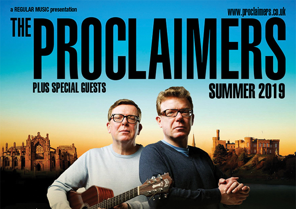 4 Summer shows in Scotland 2019 announced