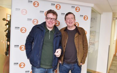 The Proclaimers on Steve Wright on BBC Radio 2