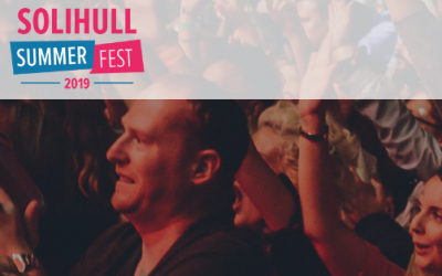 The Proclaimers will be performing at The Solihull Summer Fest