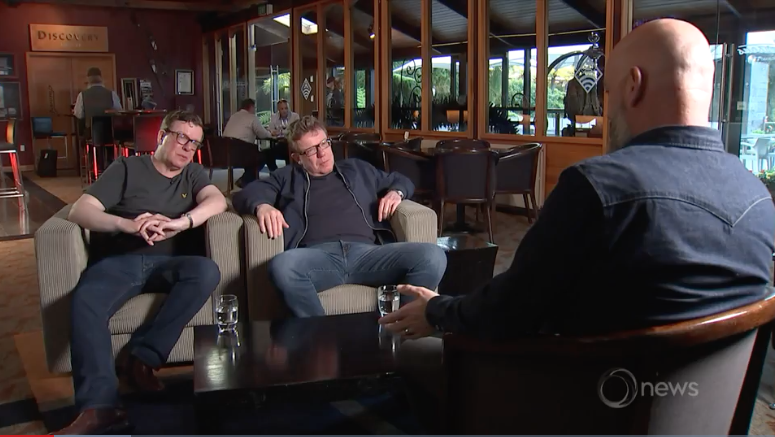 Proclaimers return to New Zealand 30 years after their first visit