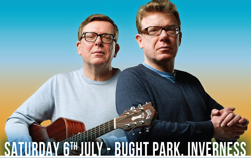 Inverness Bught Park, Saturday 6th July