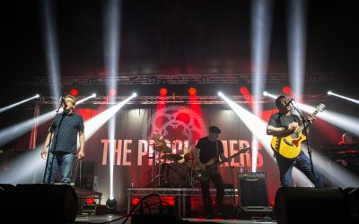 The Proclaimers Live at Melrose