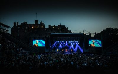 Edinburgh Castle Shows