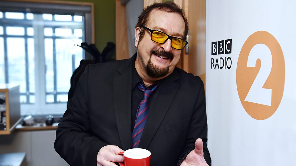 Steve Wright BBC Radio 2 show interview