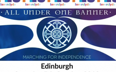 All Under One Banner – Streets of Edinburgh