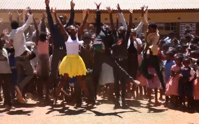 JACARANDA SCHOOL FOR ORPHANS – I'M GONNA BE (500 Miles)
