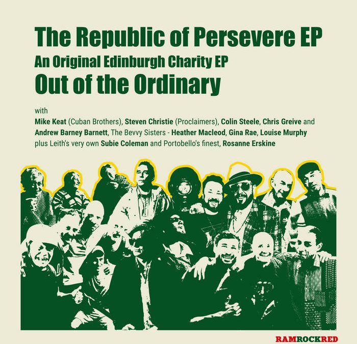 Out of the Ordinary – Republic of Persevere Charity EP