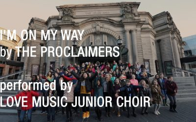 Love Music Junior Choir – I'm On My Way