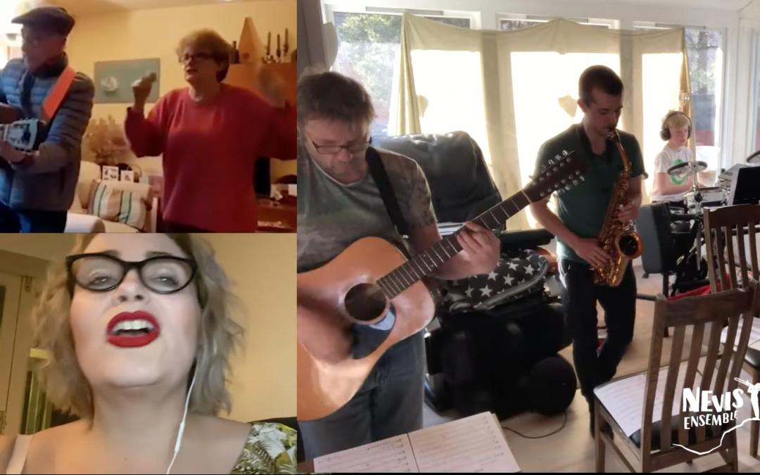 Nevis Living Room Ensemble – I'm Gonna Be (500 Miles)