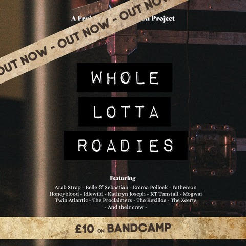 WHOLE LOTTA ROADIES- Album now available