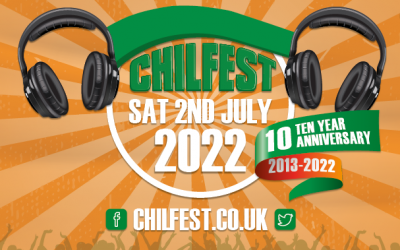 The Proclaimers are confirmed to headline Chilfest